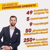 Relazione Annuale Commissione VIII - Ambiente