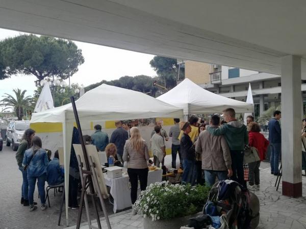 In piazza Ingolstadt le idee dei giovani per gli spazi di aggregazione