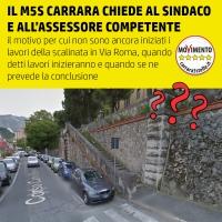 Scalinata Via Roma 2