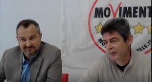 De Pasquale presenta il secondo assessore e il progetto per un porto a 5 Stelle