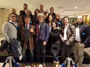 Missione Bruxelles per i due aspiranti candidati a sindaco del Movimento 5 Stelle