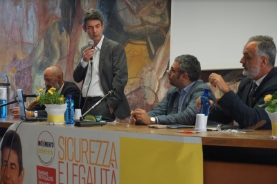 De Pasquale: «Il nostro impegno per garantire sicurezza alla città»