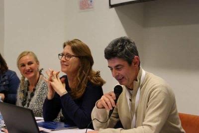 M5S, sala piena a Palazzo Forti: i fondi europei interessano alle imprese