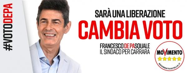 Programma del Movimento 5 Stelle Carrara 2017